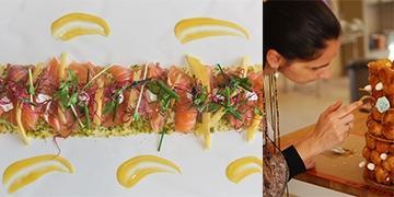 La villa des chefs cours de cuisine avec des chefs toil s - Formation chef de cuisine ...