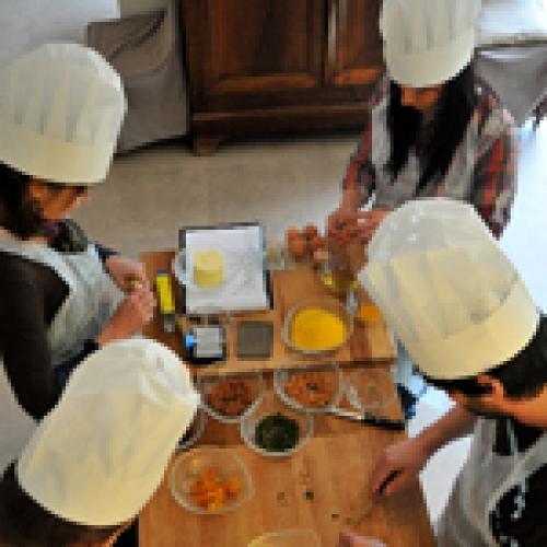 Stage secrets de chefs la villa des chefs for Grande ecole de cuisine