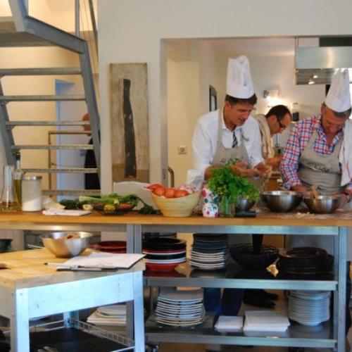 Stage Découverte : cuisine et art de vivre (4 jours)