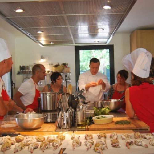 Stage de cuisine Secrets de Chefs (3 jours)
