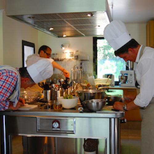Le cours de cuisine thématique : techniques et produits (1 journée)