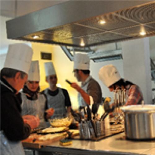 Stage secret des chefs du 4 d cembre au 7 d cembre 2015 - Cours de cuisine chef etoile ...