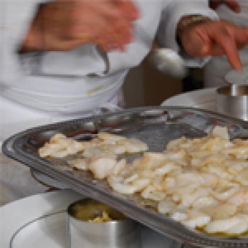 Stage technique avec lionel levy 1 guide michelin for Offrir des cours de cuisine