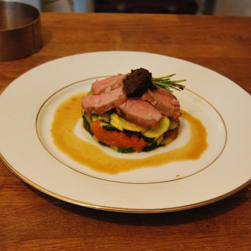 Cours de cuisine menu de prestige avec j r me faure 1 for Offrir des cours de cuisine