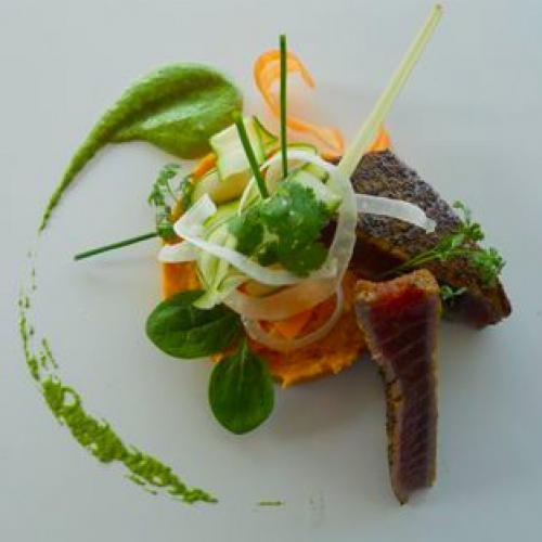 Cours De Cuisine Menu Du Chef Avec Davy Tissot MOF Institut - Cours de cuisine bocuse