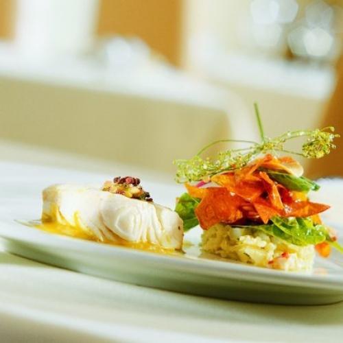 Cours de cuisine menu du chef avec michel portos chef de for Offrir cours de cuisine