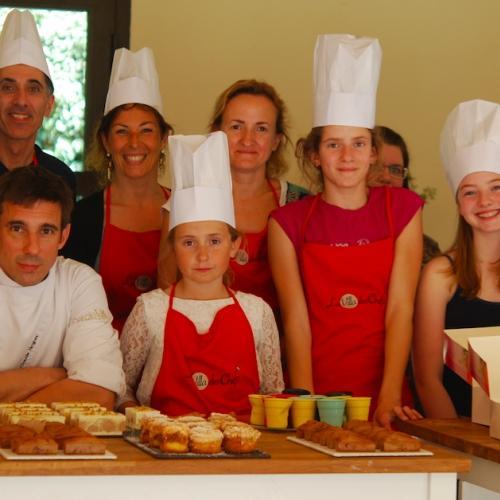 La pâtisserie des Petits Chefs (6-9 ans / 9-14 ans)