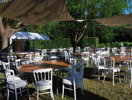 L'environnement de La Villa des Chefs