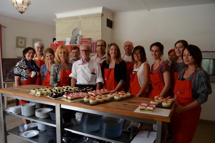 La villa des chefs cours de cuisine avec des chefs toil s - Cours de cuisine chef etoile ...