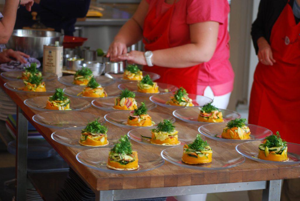 Stage de 4 jours cuisine secrets de chefs la villa - What is a chef de cuisine job description ...