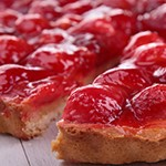tarte-fraises