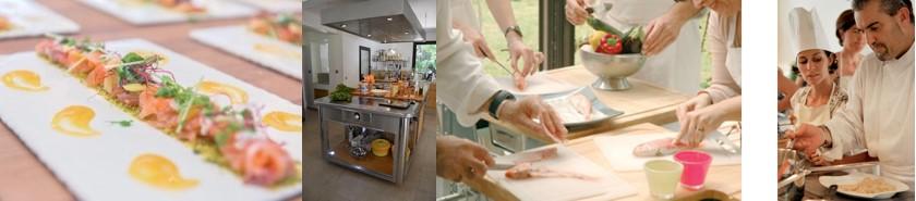 Cours cuisine gastronomique la villa des chefs - Cours de cuisine gastronomique ...